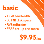 Basic Web Hosting Package