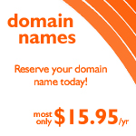 Domain Name Only